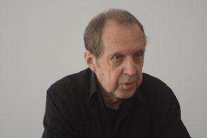 Gert Jacobsson, tidigare bland annat nyhetschef på Norra Skåne, berättade varför han engagerat sig i Frilagt och gav tips om hur man skriver en bra insändare.