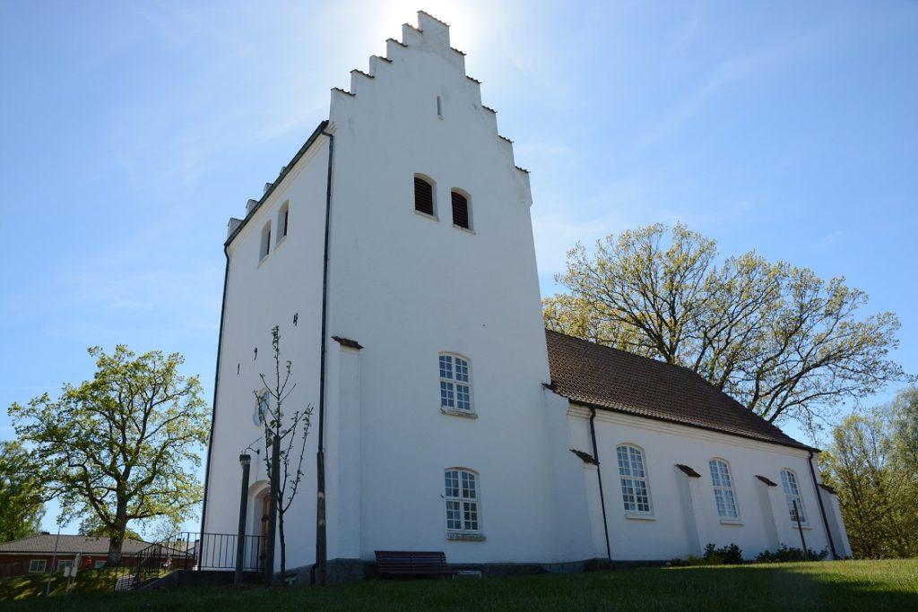 Tyringe pastorat är föremål för utredning om arbetsmiljöbrott genom mobbning mot en organist. Foto: Urban Önell