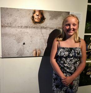 Häftigt! Coolt! Ellen Bruun blev sugen på att själv fotografera.