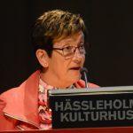 Ingrid Nyman (S). Foto: Urban Önell