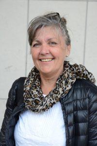 Lotta Persson praktiserar på Frilagt. Foto: berit Önell