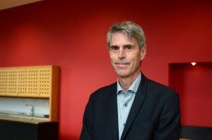 Fritidschefen Stefan Larsson blir ordförande för kommunens största nämnd, barn- och utbildningsnämnden. Foto: Urban Önell