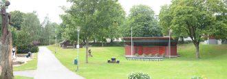 Hembygdsföreningen uppmanar polisen att skapa trygghet i parken