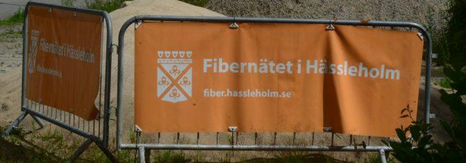 Snart har alla samfälligheterna på Ljungdala fiberavtal med kommunen