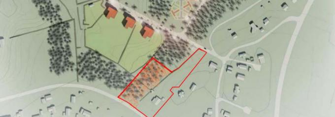 Kommunen vill göra intrång på grannens tomt för att Barnekow ska kunna bygga på Sjörröds gård