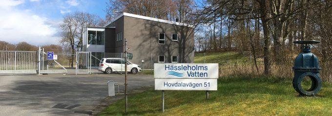 Hässleholms vatten föreslås uppgå i Hässleholm Miljö