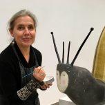 Kristina Digmans kreativa sagovärld flyttar in på Kulturhuset