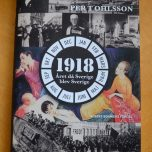 Året 1918 i Sverige och Hässleholm