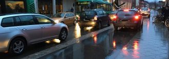 Beslut om nya skyltar på Järnvägsgatan – men alliansen kräver bättre tillgänglighet