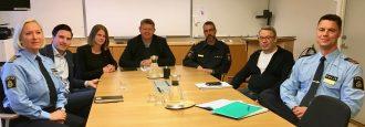 Bättre kommunikation med polisen – men ingen omprioritering