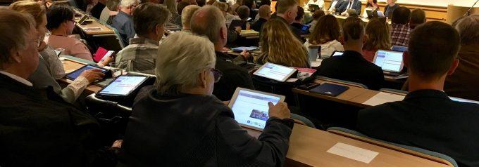 Kommunfullmäktige gav ansvarsfrihet för 2017