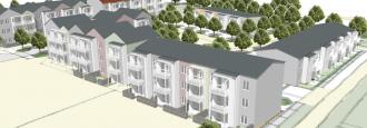M stoppade bostäder på Björklunda – ångrade sig