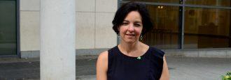 Klimatet och miljön viktigast för Dolores Pigretti Öhman