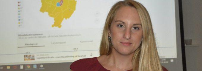 KD kan få nyckelroll – Hanna Nilsson (SD) vill bli kommunalråd