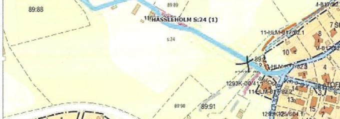 Lantmäteriet håller förrättning om borttagande av väg vid Sjörröds gård