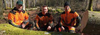 Stora arealer skog ska avverkas på Hovdala och Mölleröd