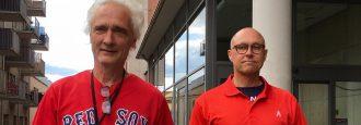 Lärarna hoppas 1 000 personer ska bära rött mot nedskärningar i skolan