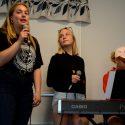 Unga musiker sprider glädje på vårdhem och i kyrkan