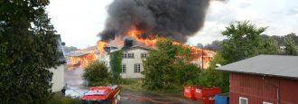 SOS Alarm utreder uteblivet varningsmeddelande