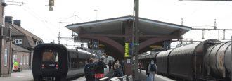 Tågtrafiken igång även till och från Hästveda