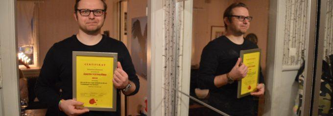 Årets Vittsjöbo räddade Vittsjödagen