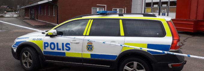 Operation Rimfrost slog till i Tyringe – två anhållna