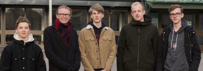 Fem unga blåser nytt liv i FN-föreningen