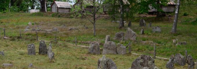 Utredning om strandskyddsbrott i vikingabyn nedlagd