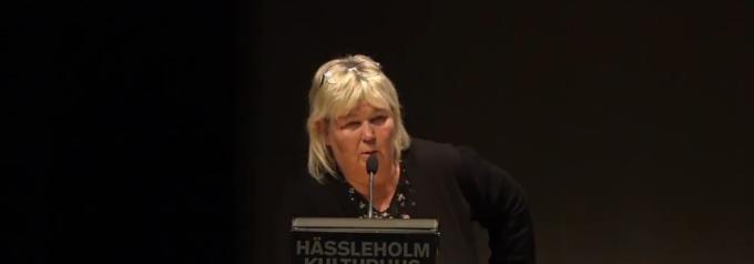 Lena Wallentheim (S) ber om ursäkt Tror inte köpet är olagligt