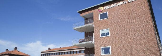Stort covidutbrott på Hässleholms sjukhus
