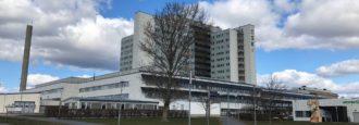 Vaccinering startar på tisdag Fullt på Skånes sjukhus