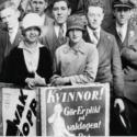 Kulturpriset till lokalhistoria om rösträtt